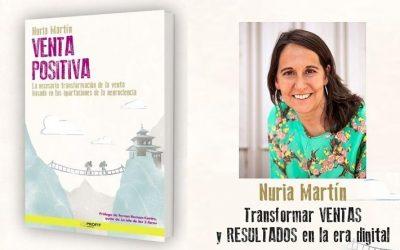 Venta Positiva, con Nuria Martín – En Clave de Proyectos
